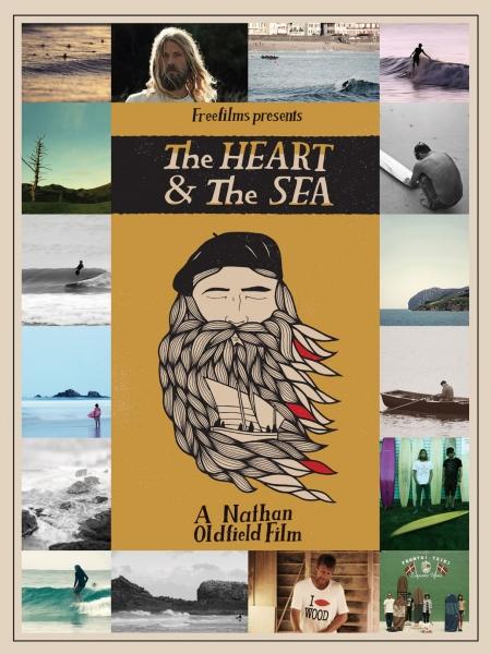 『 THE HEART & THE SEA 』 近日発売開始です