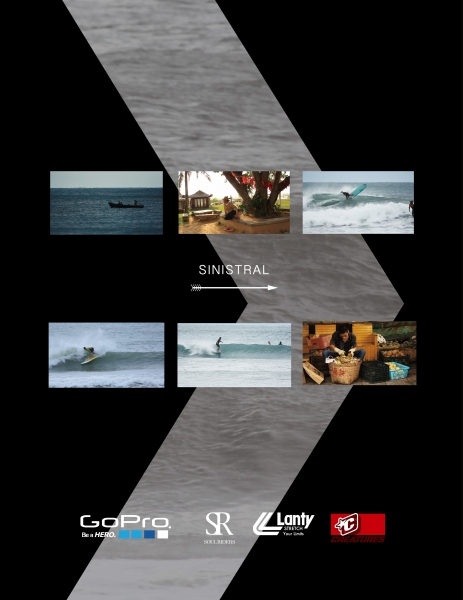 LONGBOARD DVD SINISTRAL COMING SOON !